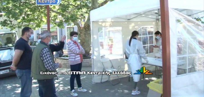 Καρπενήσι: Καθημερινά rapid test στην περιοχή «Νεράιδα» – Καλή η επιδημιολογική εικόνα της πόλης και του Νοσοκομείου