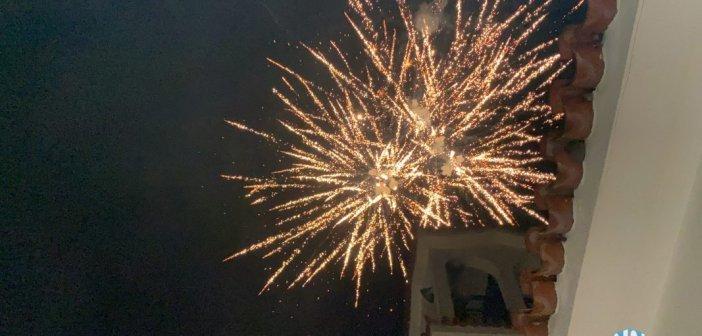 Ανάσταση στο Τρίκορφο Ναυπακτίας: Έγινε η νύχτα μέρα (φωτο & βίντεο)