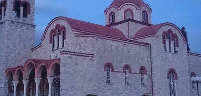 Απευθείας μετάδοση από τον Ιερό Ναό Αγίου Γεωργίου Ναυπάκτου