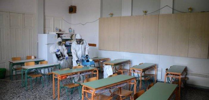 ΕΚΤΑΚΤΟ: Κλειστά τα σχολεία στο Μεσολόγγι λόγω των αυξημένων κρουσμάτων