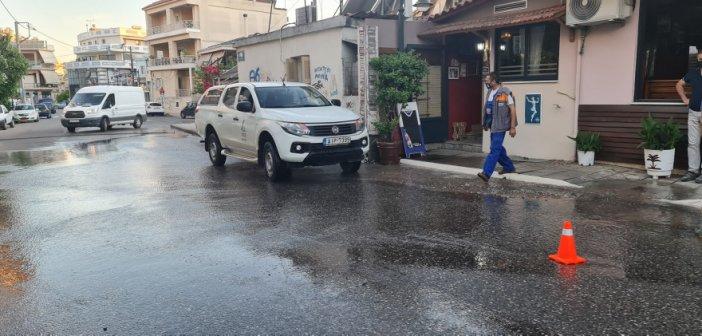 Αγρίνιο: Διακοπή νερού στην περιοχή του νέου Αγ.Χριστοφόρου-Ποιοι δρόμοι επηρεάζονται