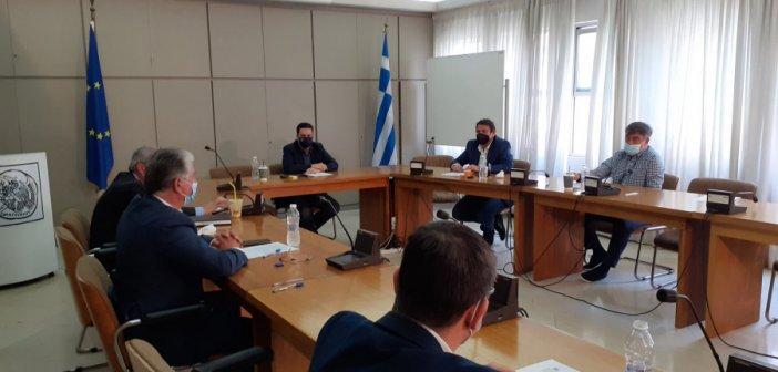 """""""Το δίκαιο αίτημα για επανίδρυση του Πανεπιστημίου Δυτικής Ελλάδας"""", κοινό όραμα των δημάρχων της Αιτωλοακαρνανίας"""
