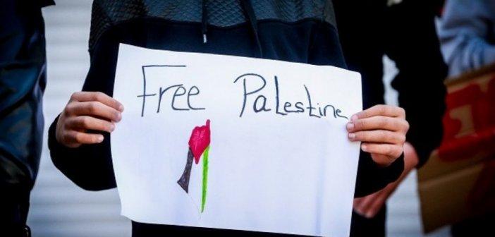Χιλιάδες άνθρωποι διαδηλώνουν υπέρ των Παλαιστινίων σε όλον τον κόσμο
