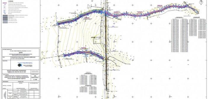 Παραδόθηκε στο Δήμο Ξηρομέρου η μελέτη οριοθέτησης των ρεμάτων της Αμβρακίας