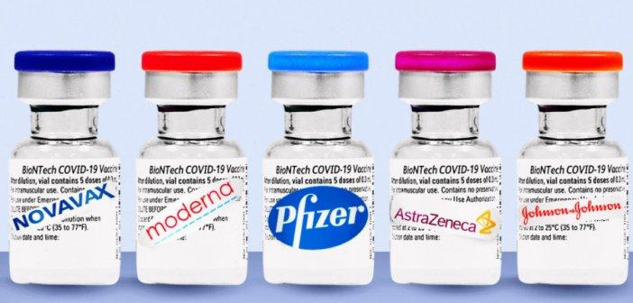 Μόνο τα εμβόλια της Pfizer και της AstraZeneca διαθέσιμα στην Αιτωλοακαρνανία