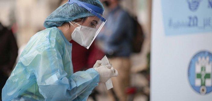Που θα γίνουν δωρεάν rapid test αύριο Δευτέρα στην Αιτωλοακαρνανία