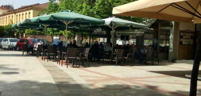 Αγρίνιο: «Πισωγύρισμα» για την εστίαση – Δεν κράτησε πολύ η χαρά της επανεκκίνησης λόγω αύξησης των κρουσμάτων