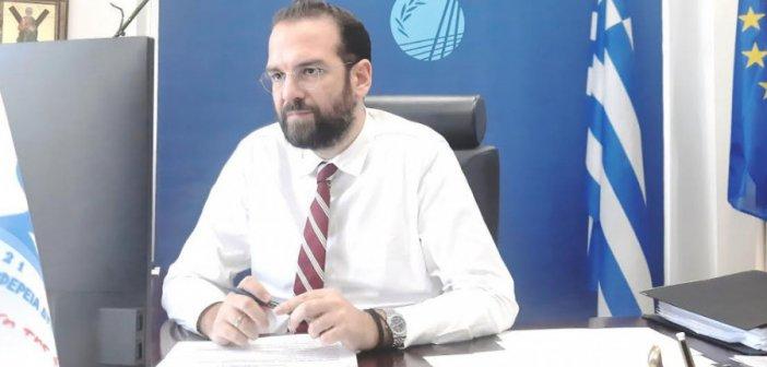 Ν. Φαρμάκης: «Πιστεύουμε σε ένα ισχυρό και εξακτινωμένο ακαδημαϊκό ίδρυμα»