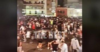 """Πάτρα: Ξέφρενο πάρτι που θύμιζε Καρναβάλι – Στα """"κάγκελα"""" οι κάτοικοι (video)"""