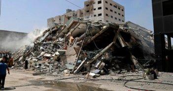 Λωρίδα της Γάζας: 26 Παλαιστίνιοι σκοτώθηκαν σήμερα από ισραηλινά πλήγματα