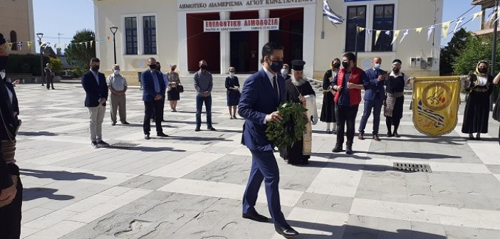 Αγρίνιο: Μνημόσυνο για τα θύματα της Ποντιακής Γενοκτονίας