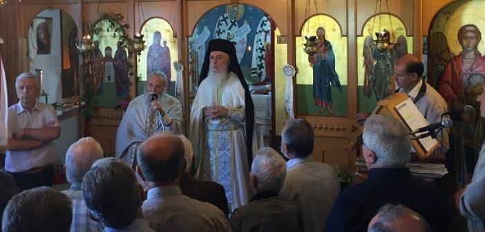 Εκοιμήθη ο πατήρ Φώτιος Σαράκης σε ηλικία 86 ετών