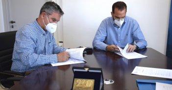 Δυτική Ελλάδα: Σύμβαση για την αντιμετώπιση απρόβλεπτων προβλημάτων στο εθνικό οδικό δίκτυο