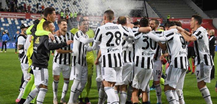 Η Γιουβέντους στέφθηκε Κυπελλούχος Ιταλίας αφού «λύγισε» την Αταλάντα