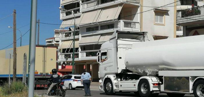 Αγρίνιο: Προβλήματα στην κυκλοφορία λόγω των έργων στη συμβολή Τρικούπη και Κατράκη