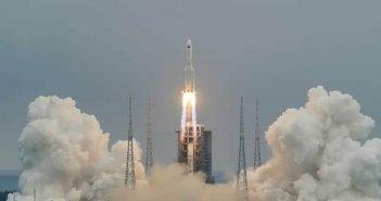 Έπεσε ο κινεζικός πύραυλος – Στον Ινδικό Ωκεανό τα συντρίμμια του
