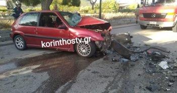 Τραγωδία στο Λουτράκι: Νεκρός 26χρονος οδηγός σε τροχαίο δυστύχημα