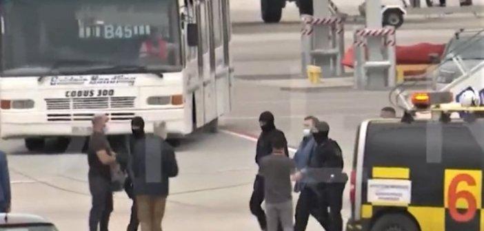 Έφτασε στην Ελλάδα ο Γιάννης Λαγός για να εκτίσει την ποινή του