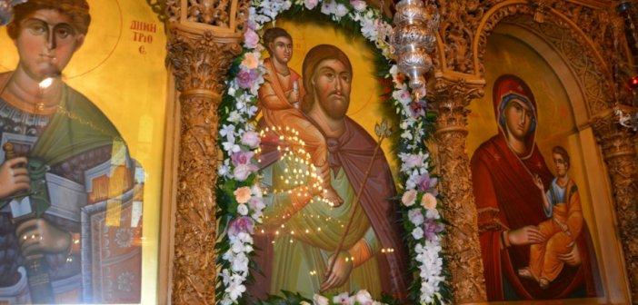 Αγρίνιο: Πώς τιμήθηκε η μνήμη του πολιούχου Αγίου Χριστοφόρου (εικόνες) – Τι είπε στο κήρυγμά του ο Μητροπολίτης κ. Κοσμάς