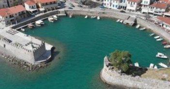 Υποβρύχια αυτοψία στο λιμάνι της Ναυπάκτου για τις σπηλαιώσεις