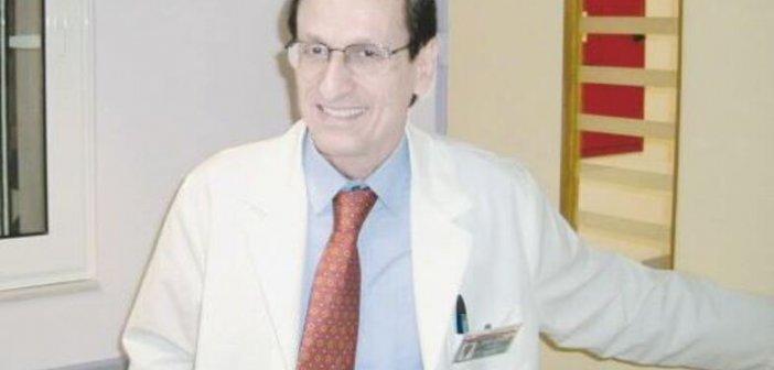 Έφυγε από τη ζωή ο καθηγητής Παιδιατρικής Στέφανος Μανταγός
