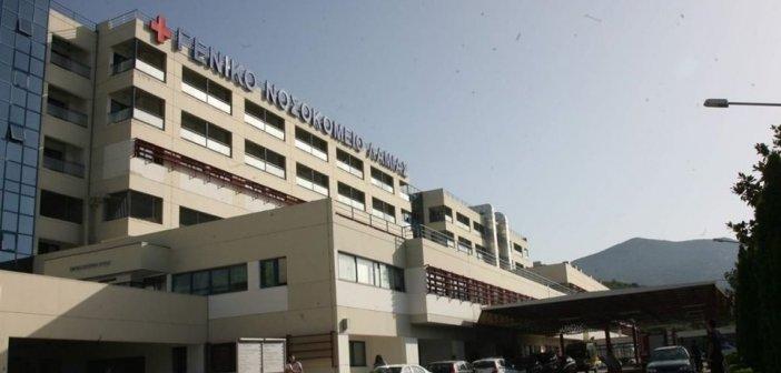 Λαμία: Θήκη δοντιού σφηνώθηκε σε πνεύμονα ασθενή από το Καρπενήσι – Συνέβη στη διασωλήνωση!
