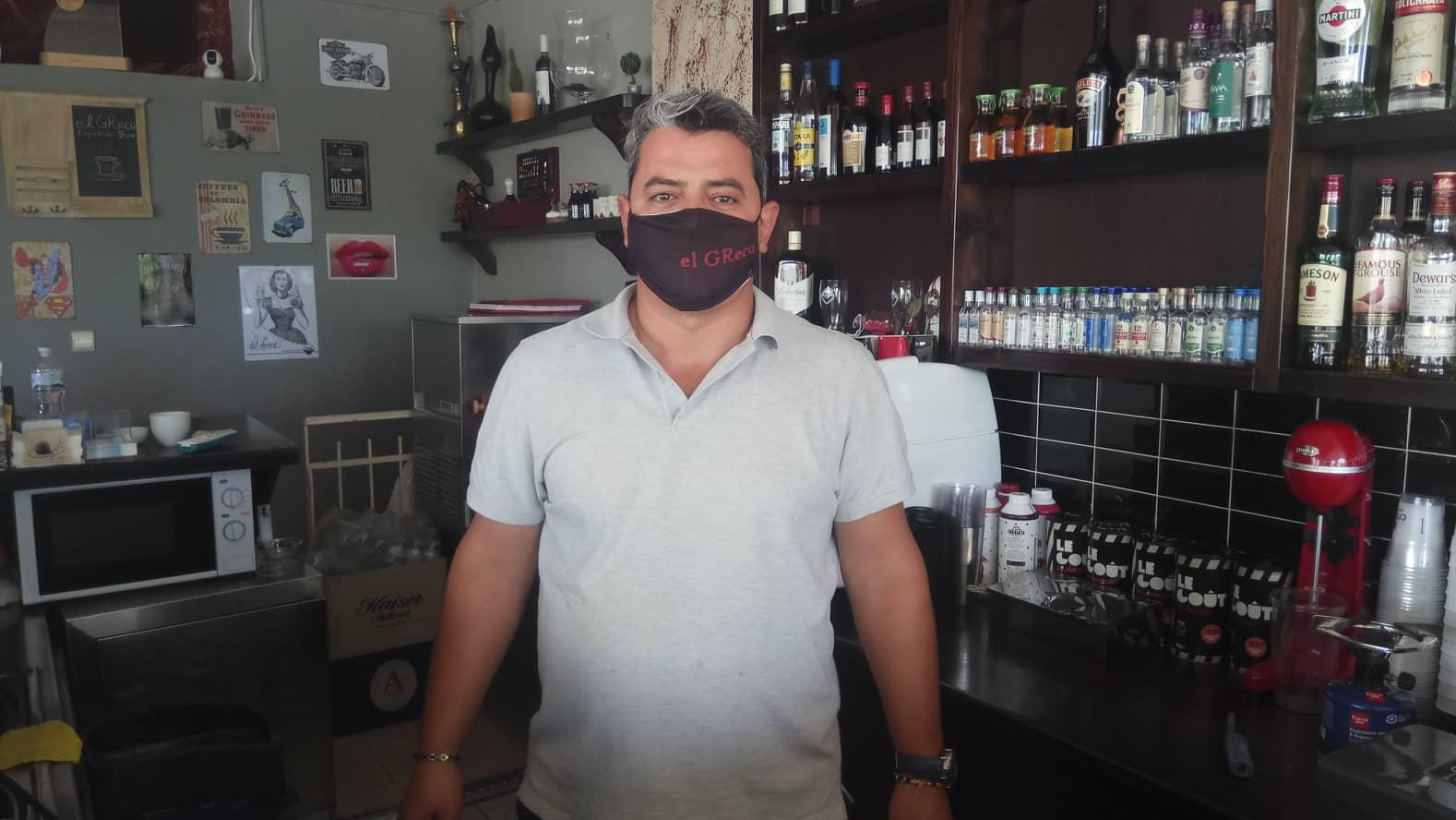 Ο Γιώργος Κουράκης
