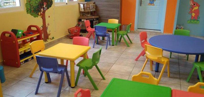 Αγρίνιο: Προσωπικό παιδικών σταθμών με covid-19 – Ποια τμήματα δε θα λειτουργήσουν τη Δευτέρα
