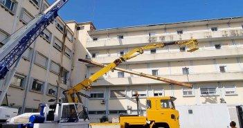 Νοσοκομείο Μεσολογγίου: Απαλλάσσεται από τον παλαιό εξοπλισμό (εικόνες)