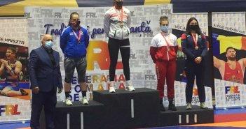 Τέσσερα νέα μετάλλια για την ελληνική πάλη