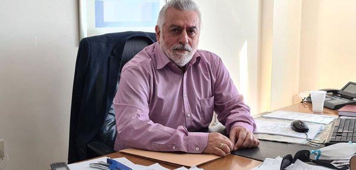 Πάνος Παπαδόπουλος: Τα 160.000 ευρώ από τις ΑΛΥΚΕΣ Α.Ε. γιατί να μην διατεθούν στο Μουσείο Άλατος και στη συντήρηση των αθλητικών εγκαταστάσεων;