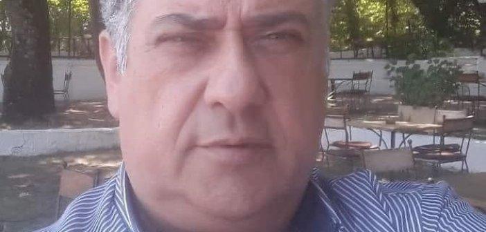 """Αγρίνιο: """"Έφυγε"""" ο Δημήτρης Παπανικολάου, νικημένος από τον κορονοϊό"""