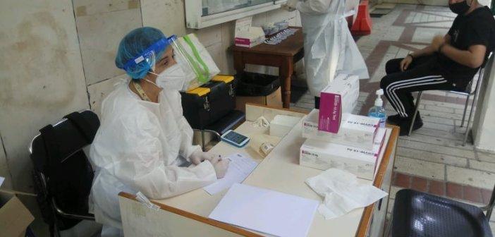 ΕΟΔΥ: 104 αρνητικά rapid tests σε Ναύπακτο και Μεσολόγγι