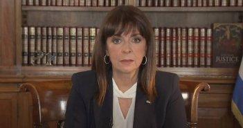 Προσκλήσεις έκπληξη από την Κατερίνα Σακελλαροπούλου στο Προεδρικό – Αντετοκούνμπο, Φύσσα, Αξαρλιάν, Μπεκατώρου