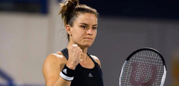 Τένις: «Σίφουνας» η Μαρία Σάκκαρη στο Οπεν της Μαδρίτης, πέρασε στις «16»