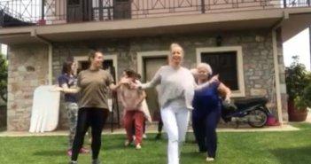 Ναύπακτος: Viral βίντεο από την Κυριακή του Πάσχα σε ρυθμό Χαράς Βέρρα