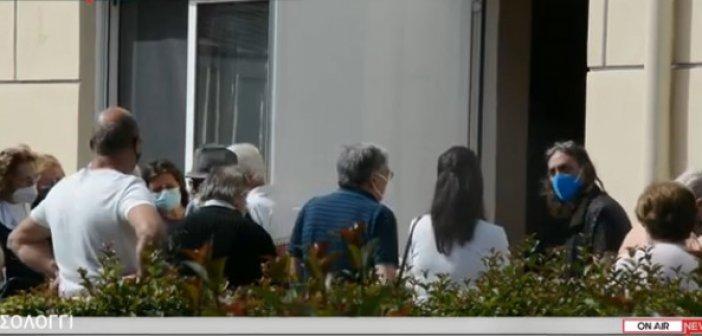 Μεσολόγγι: 'Έξαρση θετικών κρουσμάτων covid -19 (video)