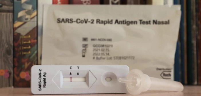 Τη Δευτέρα 10 Μαΐου η προμήθεια των δωρεάν self tests για τους εργαζόμενους