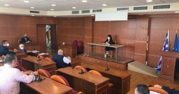Π.Ε. Αιτωλοακαρνανίας: Έκτακτη σύσκεψη για την έξαρση κρουσμάτων κορονοϊού