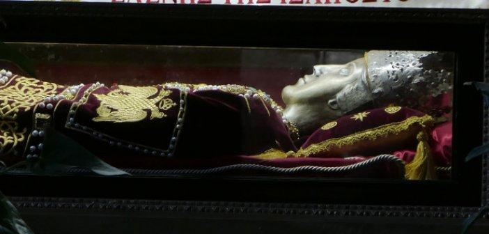 Αγία Ελένη: Γιατί το σκήνωμα της φυλάσσεται στη Βενετία