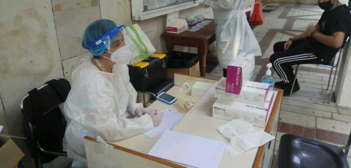Που θα γίνουν δωρεάν rapid test αύριο Τρίτη στην Αιτωλοακαρνανία