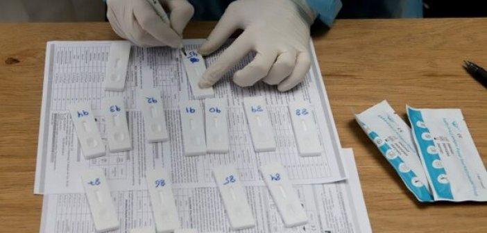 Κορονοϊός: 175 κρούσματα μετάλλαξης Δέλτα στην Αιτωλοακαρνανία