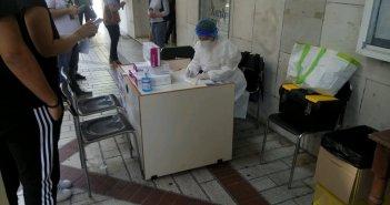 Τα αποτελέσματα των rapid tests που πραγματοποιήθηκαν σήμερα σε Αγρίνιο, Μεσολόγγι και Ναύπακτο