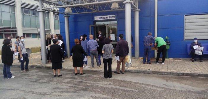 Εμβολιαστικό Κέντρο Νοσοκομείου Αγρινίου: Λύση μέσω εθελοντών