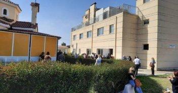 Εμβολιαστικό κέντρο Νοσοκομείου Μεσολογγίου: Έβαλαν πλάτη οι εθελοντές γιατροί