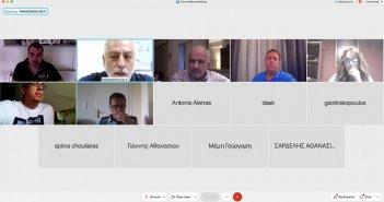 Μεσολόγγι: Συνεδριάζει σήμερα η Επιτροπή Υγείας του Δήμου – Τι συζήτησαν χθες τα μέλη της για την πανδημία