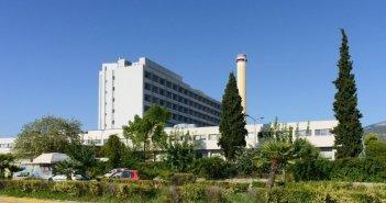 Πάτρα: 113 νοσηλεύονται με κορωνοϊό- Οι 25 σε ΜΕΘ