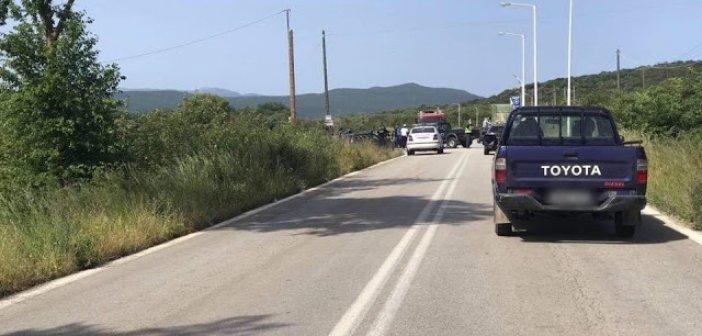 Βόνιτσα: Μηχανή συγκρούστηκε με αγροτικό