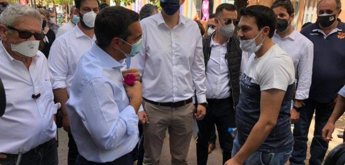 Αλ. Τσίπρας: Να παγώσει η απόφαση για την κατάργηση των 4 τμημάτων σε Ηλεία και Αιτωλοακαρνανία (εικόνες – video)