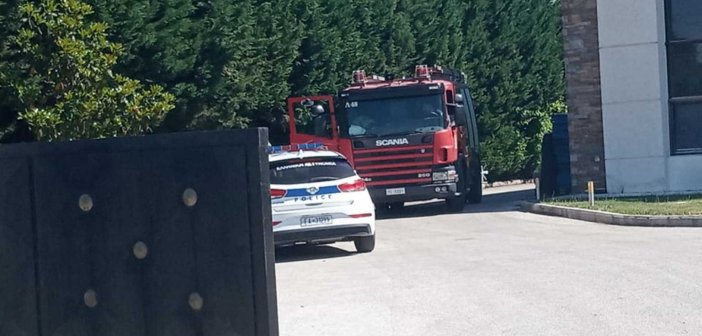 Τύρναβος: Πέντε οι τραυματίες από έκρηξη σε καζάνι αποστακτηρίου